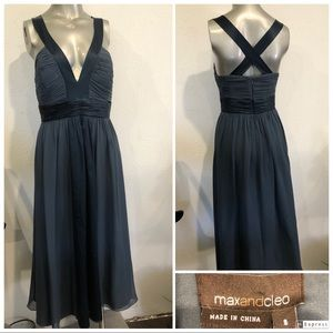 Max and Cleo evening gown